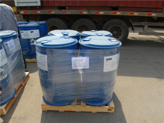 NH4OH Aqueous Ammonia Solution , Industrial Chemical Ammonium Hydroxide 28