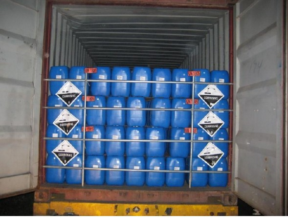 100 L Packaging Refrigeration R717 Ammonia Nh3 Gas For Meat Production