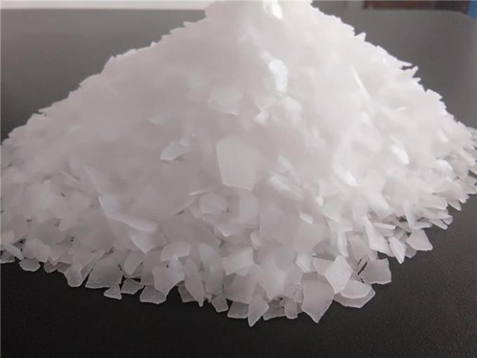White 46% 99% Flake / Pearl Magnesium Chloride Mgcl2 Industrial And Food Grade