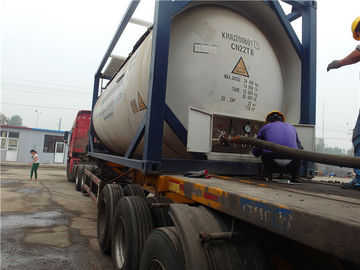 China Strong Pungent Odour Industrial Ammonia Gas For Ammonia Chiller System UN 1005 supplier