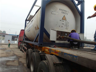 Strong Pungent Odour Industrial Ammonia Gas For Ammonia Chiller System UN 1005