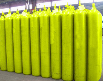 China Ultra High Pure Liquid  Ammonia Cylinder Packaging NH3 UN 1005 -33.5 Boiling Point supplier