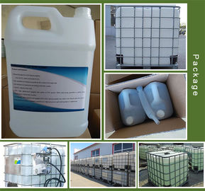 China Colourless Adblue Diesel Additive / Adblue Water In SCR System DIN 70070 Standard supplier