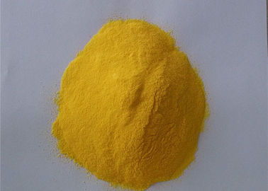 China Industrial Poly Aluminium Chloride In Wastewater Treatment Yellow Color supplier