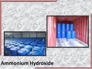 China Industrial Grade Ammonium Hydroxide Solution , Strong Ammonia Solution 20%-30% supplier
