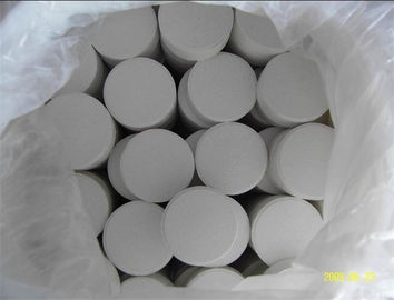 China ISO Calcium Hypochlorite Chlorine 70% For Swimming Pool Water Treatment supplier
