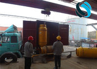 China 68 Kgs Cylinders 99.98% Industrial Clear Ammonia For Mercerized Finish Of Textiles factory