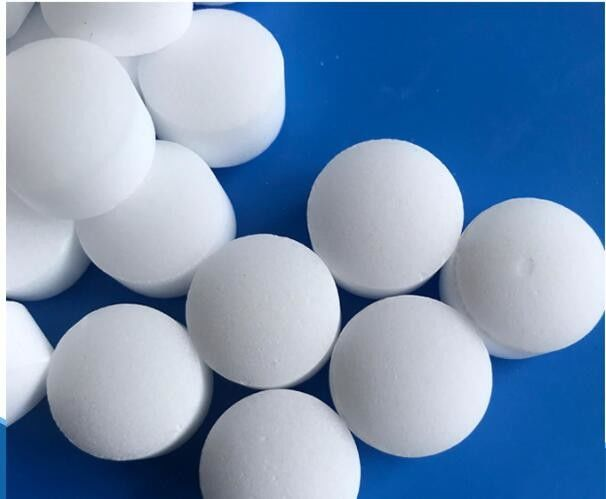 99.5% Sodium Chloride Water Treatment Chemmicals Flake Soft Water Salt