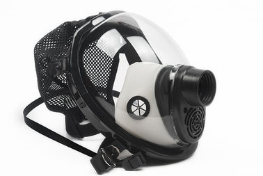 China 29*21*20 Cm Full Face Safety Mask , Industrial Air Respirator Mask OEM Accepted factory