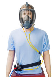 Customized Face Gas Mask For Spray Painting Adjustable Headband