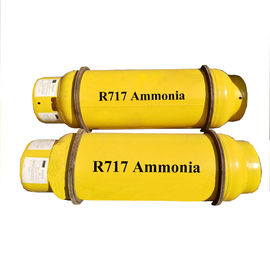 Colorless Natural Ammonia Refrigerant R717 Gas NH3 99.8% Purity CAS 7664 41 7